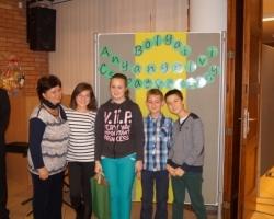 Bolyai anyanyelvi csapatverseny