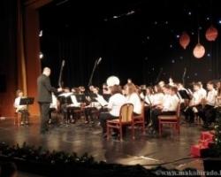 Karácsonyi koncert a Hagymaházban