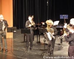 Zenei Világnap Makón a Hagymaházban