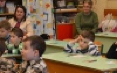Első matek óra a Bartókban